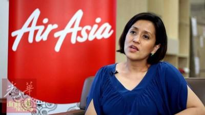 艾琳奥玛:当马来西亚第一号女航空公司首席执行员,咱们对没有航的多元化感到特别自豪。