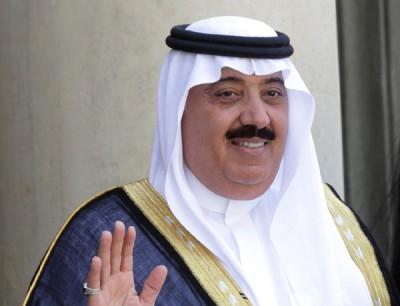 米泰布王子传与内阁及协议,交10亿美金换取自由。
