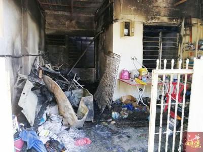 林瑞木提及,将找专才到受灾住家检查,若情况允许会重建家园。