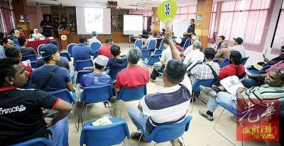 霹州陆路交通局举行两集交通工具拍卖会共收入4万380令吉。