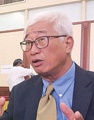 彭文宝表示,州政府并未在水灾首晚就将受困在升旗山上的人救下山,是基于安全考量的决定。