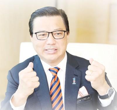 廖中莱:国阵精神不是少数服从多数,而是达成共识。