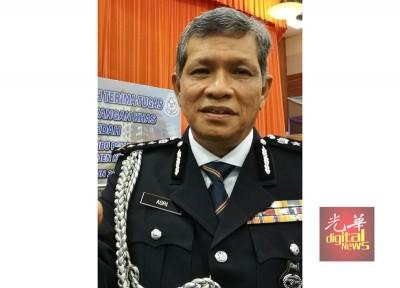 拿督阿斯里证实1名中国维吾尔族逃犯于周二下午被捕。
