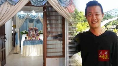吉鸣是家中唯一的儿子。