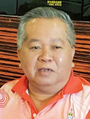 赖国平于记者会促郑雨周,勿再利用行动党的平台抹黑该党。