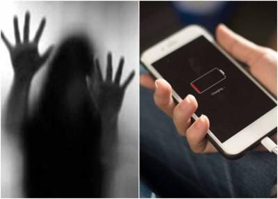 受害者入店要求呢手机充电,说到底被强奸。