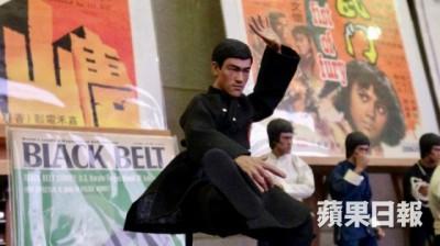 纽约举办大型李小龙回顾展,纪念其77岁寿辰。