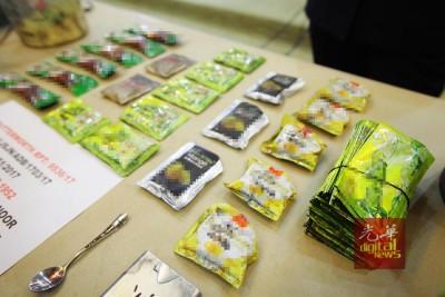 毒贩把毒品掺进饮料包装里,连供应给娱乐场所的毒虫。