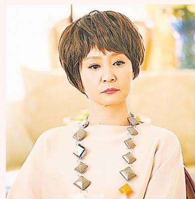刘雪华今年在中国拍摄《遇见爱情的利先生》。