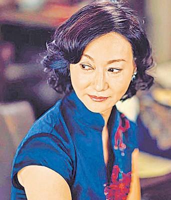 惠英红在《血观音》扮演城府极深的将军遗孀。