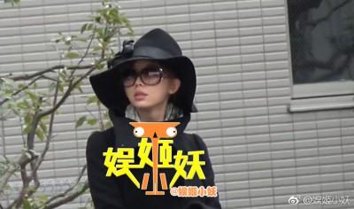 林志玲被拍到隔天独自离开。