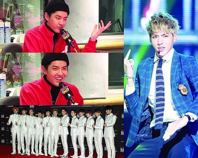 吴亦凡退出EXO后,在中国娱圈发展。