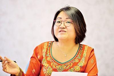 林秀琴说,槟州发生的儿童性侵案情况,令人担忧!