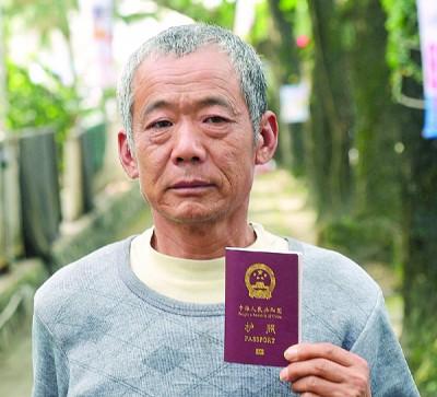 赵金台希望透过媒体的力量寻回失散的亲友。