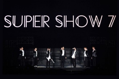 Super Junior一连3天在蚕室室内体育馆开唱。