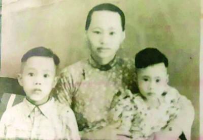 半世纪前,林闲抱着2单未成年孩子,自打中国福建漂洋过海来槟城。
