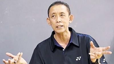米斯本拿于近年呈交国羽征战汤杯入选赛球员名单与马羽总。