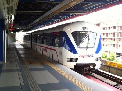 为有利于参加2018新春前夕倒数活动的群众,RapidKL号拿拉开雪隆区部分捷运、地铁、单轨列车、吉隆坡-巴生高速巴士系统干线(BRT)与巴士的劳动时间。