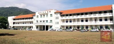 槟华女子国民型中学。
