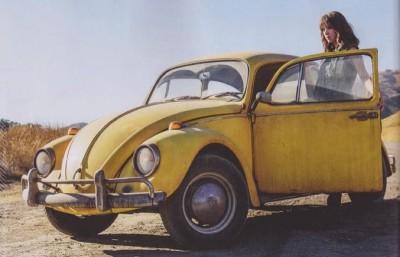 """《变形金刚》外传《大黄蜂》,是一部以""""少女与她的爱车""""为出发点的电影。"""
