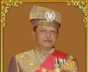 玻州拉惹端姑赛西拉祖丁殿下。