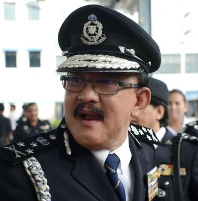 拉欣哈纳菲:2018年起大马警方将严紧把关确保没有滥用毒品者可以加入警队。