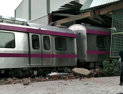铁路部门认为,事件和人口吧失误有关。