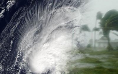 """气象局表示,原本今天开始登陆我国的""""启德""""暴风,可能不会成形。"""
