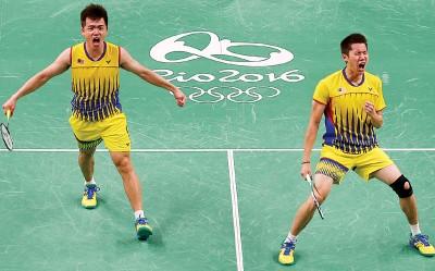 里约奥运会银牌是好看还是包袱,陈蔚强同吴蔚昇还用时日来证明。