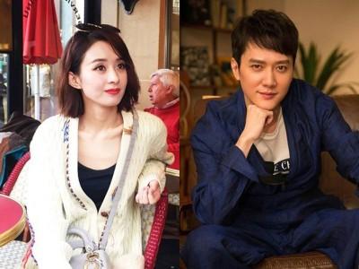 赵丽颖与冯绍峰近日频频被传出交往中。