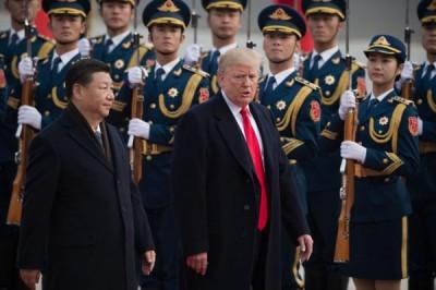 告指出,习近平是毛泽东来说最强劲的华夏领导人,若果特朗普倒是现代史上最为弱的美国领导人。