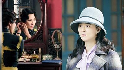 刘嘉玲眼前刚以拍摄《半生缘》。
