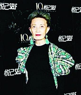 韩颖华在中国时尚圈资历颇深。