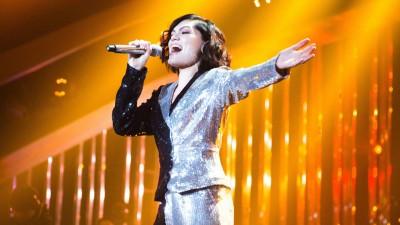 Jessie J压倒性的实力,让许多网友担心最后不会夺冠。