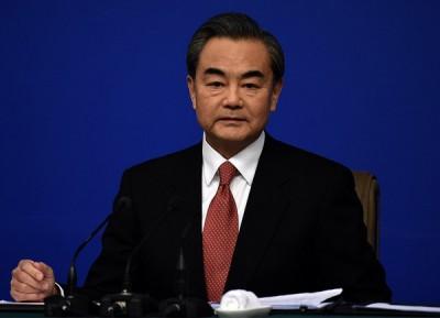 王毅代表,于半岛形势趋缓时,即使会起干扰甚至故意开倒车。