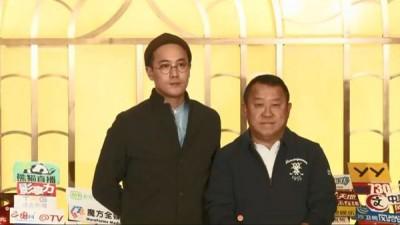 儿子曾国祥也现身记者会力挺父亲。
