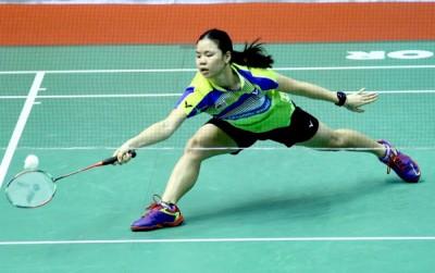 李盈盈勇挫大堀彩,也是弥补5年前2013亚青赛输给对方的落败历史。