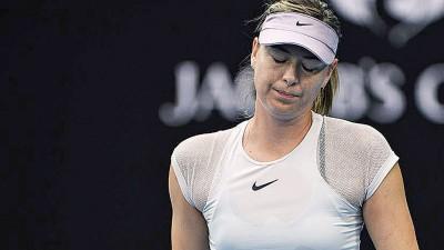 莎拉波娃表示,输球因对手发挥完美。