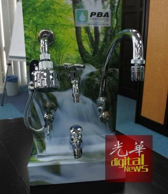 安装节水设备可节省14至87%用水量。
