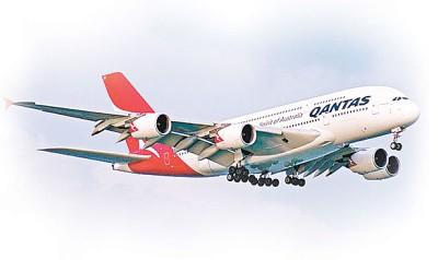 澳航较常以耗油最高的空巴A380。