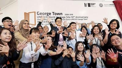 乔治市黄金10年,被您可以一整年!