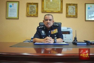 威北警区主任诺再尼证实警方已逮捕该名肇事男子。