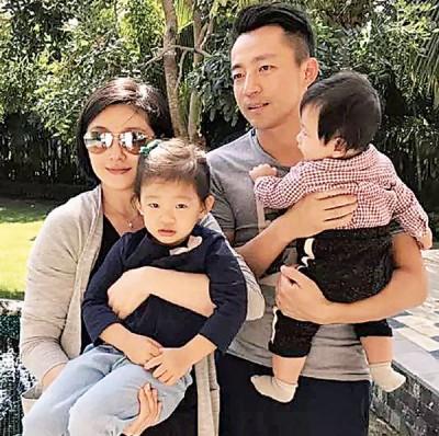汪小菲因妻儿现多住在台湾。