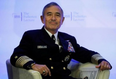 美国太平洋司令部司令哈里斯。
