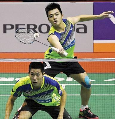 吴蔚昇/陈蔚强的天下排名料会邪在新一期的排名榜获失归降。