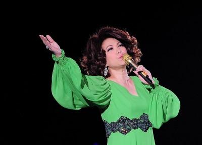 蔡琴深耕中国多年,拥有许多歌迷。