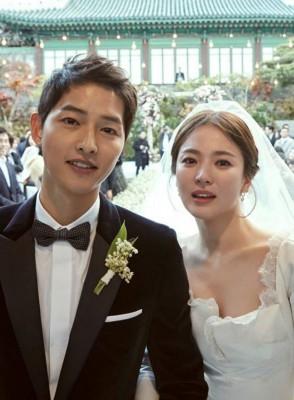 宋慧乔婚后常被传怀孕。