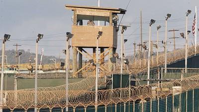 古巴拉塔那摩监狱。