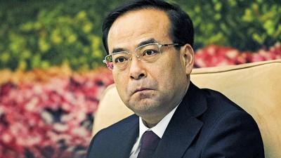 孙政才既为视为中共最高权力接班人之一。