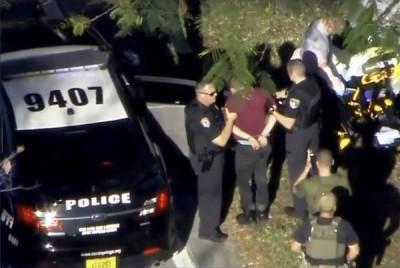 佛州帕克兰(Parkland)校园枪击案,酿17人死亡,警方逮捕枪手。